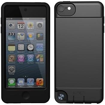 Sumajin Elastomer Case for iPod touch 5G Black