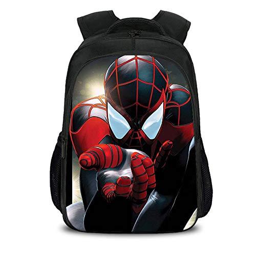 Spiderman Enfants Cartable Toile Sacs À Dos École...