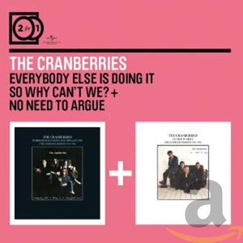 2 For 1: Everybody Else / No Need to Argue (Digipack ohne Booklet)