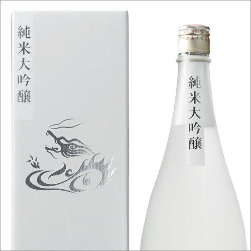 吉田酒造白龍純米大吟醸1800ml