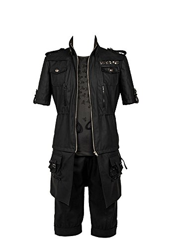 Fuman Final Fantasy XV Noctis Lucis Caelum Outfit Cosplay Kostüm S