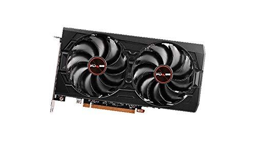 SAPFIRE Pulse Radeon RX 5600 XT BE 6G GDDR6 Dual HDMI / Dual DP OC W/BP (UEFI)