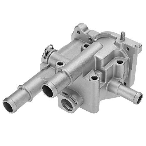 HobbyAnt aluminium motor koelvloeistof thermostaat met behuizing voor Chevrolet Cruze Aveo Vauxhall Opel Astra Zafira