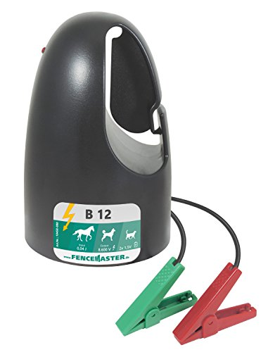 Eider wilgenhek zaag B 12-3 Volt - compact wilgenzaaid voor wandelingen en mobiele hekken - voor paarden, ponys, honden, katten en kleine dieren