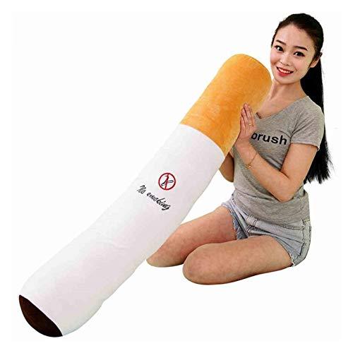 KXLBHJXB 30-110 cm Divertente Cuscino for Sonno cilindrico Simulazione Regalo di Compleanno del Peluche .Il miglior Cuscino per Dormire (Size : 80cm)