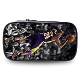 EETYRSD Caja de lápices Impresa de la NBA, Kobe Harden...