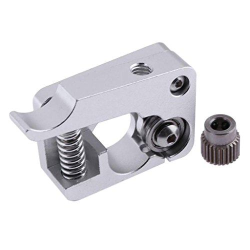 H HILABEE 3D Printer MK10 Filament Extruder Feeder Kit for Makerbot Replication Right