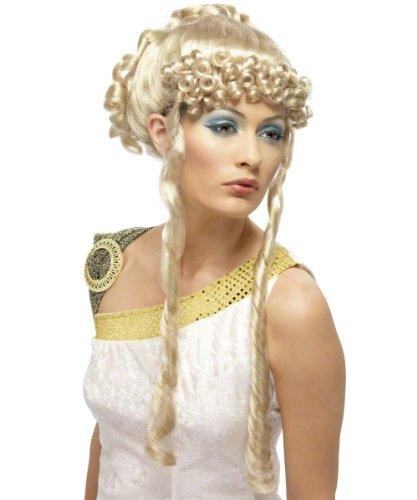 Smiffys SMIFFY 'S Griechische Göttin Perücke