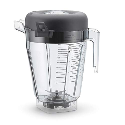 Vitamix Complete with Lid, Lid Plug, and Blade Assembly, 1.5 Gallon