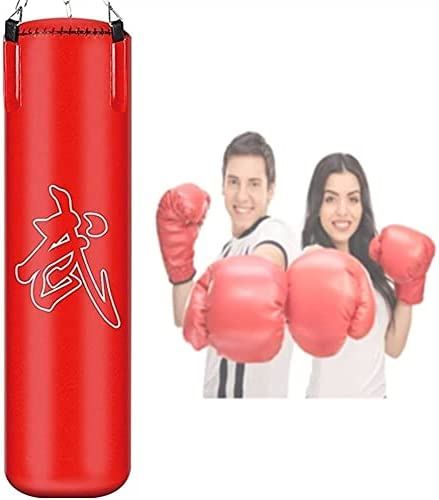 HGSDKECFS Punching Bag Super sale period limited for Man Gym Women Ranking integrated 1st place Adults Kids Boxing
