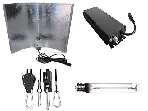 Generic Grow Light Set 600 Watt: dimmbares Vorschaltgerät, Adjustable Wing und NDL