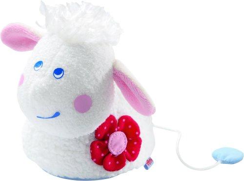 Figurine à remonter Saute petit mouton Haba