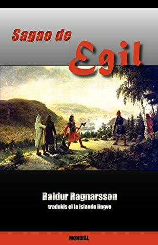 Sagao de Egil (Esperanto Edition) (Paperback)