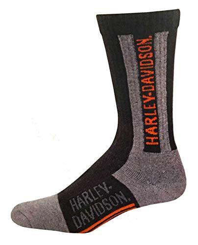Harley-Davidson Men's Work Boot Performance Wicking Riding Socks D99233370-001