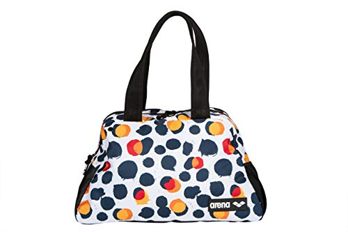 Arena Fast Allover Sporttas, polka dots, one size