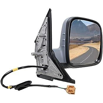 Außenspiegel Aussenspiegel Spiegel Rechts Konvex Beheizbar Inneneinstellba Elektrisch Grundiert Auto