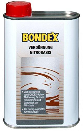 Bondex Verdünnung Nitro Basis 0,25 l - 352499