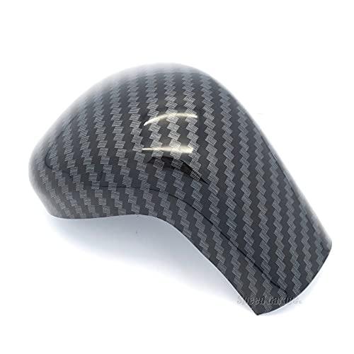 Speed Garage トヨタ ヤリスクロス MXPB1 MXPJ1 系 専用 シフトノブ カバー ガーニッシュ カーボン 調 for TOYOTA YARIS CROSS インテリア 内装 ドレスアップ カスタム パーツ