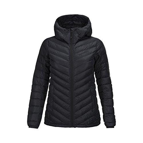 Peak Performance Frost Damen Daunenjacke mit Kapuze, Größen Textil:XL