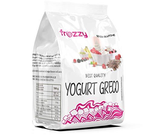 Preparato per Yogurt Gelato GRECO Frozen Soft Professionale - SENZA GLUTINE