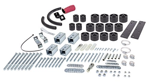 """Performance Accessories, Chevy/GMC S-10/S15/Sonoma/ZR-2 2WD and 4WD Std/Ext Cab 2"""" Body Lift Kit, fits 1994 to 1997, PA102, Made in America"""