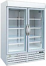 Amazon.es: congelador vertical puerta cristal