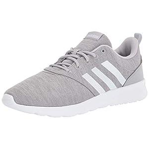adidas Women's QT Racer 2.0 Running Shoe, Grey/White/Light Granite, 11.5