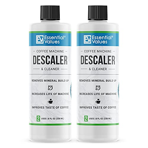 Essential Values Universal Descaling Solution (2 Pack / 4 Uses Total)