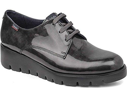 Zapatos CALLAGHAN HAMAN Blade Argento