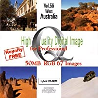 High Quality Digital Image for Professional Vol.56 West Australia