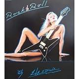 Juego de 2 pósteres retro de Victor Almo de los años 80 - It's Electric and some Like it Hot
