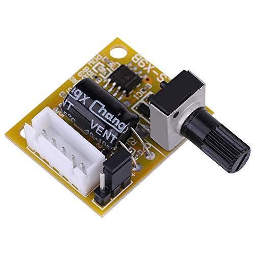 Professionelle DC 5V-15V 15W BLDC 3-Phasen Brushless Motor Driver Sensorless Controller