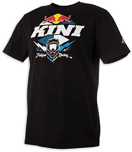 Kini Red Bull T-Shirt Armor Schwarz Gr. L