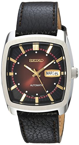 Seiko Recraft Brown Dial Automatic SNKP25