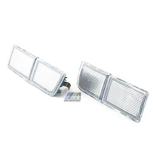 ATBreuer 4104 Reflektor Streuscheiben Blenden links rechts Set