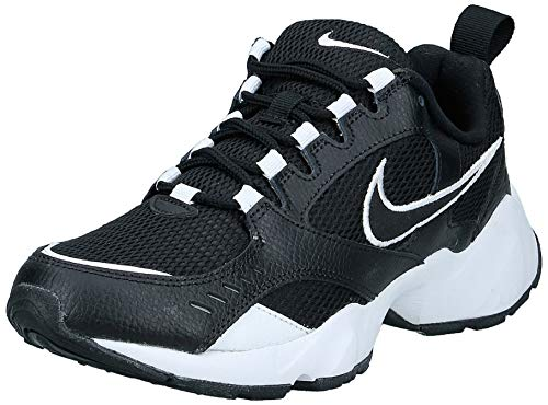 Nike Wmns Air Heights, Scarpe da Running Donna, Nero (Black/Black/White 001), 40 EU