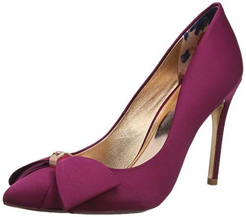 Ted Baker Damen Asellys Pumps, Violett (Berry Prpl), 38 EU