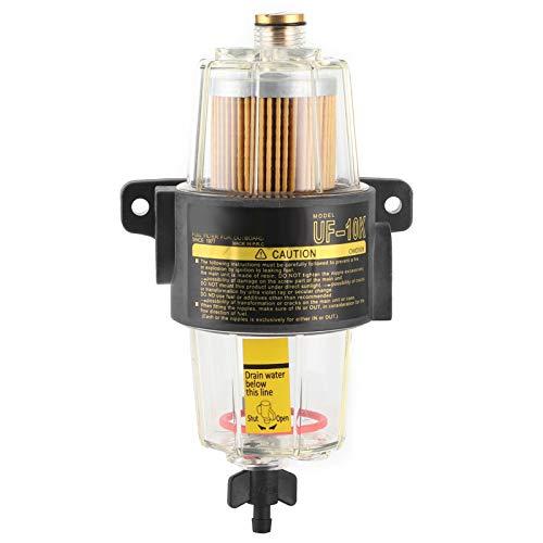 aqxreight - Filtro de combustible, UF ‑ 10K 3Y7‑02230‑0 YS ‑ 225, separador de aceite y agua para accesorios de barco con motor fuera de borda