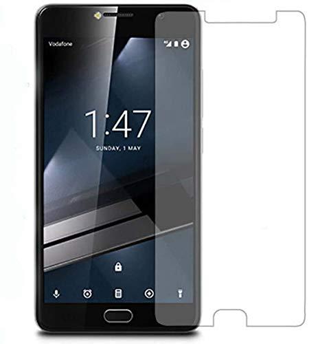 Tumundosmartphone Protector Pantalla Cristal Templado para VODAFONE Smart Ultra 7 Vidrio