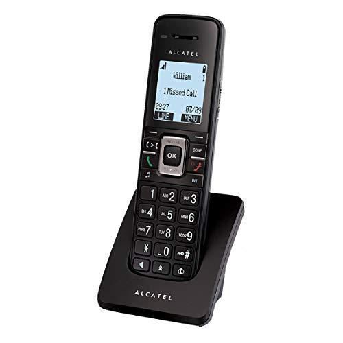 Alcatel 1410303 Téléphone VoIP Noir