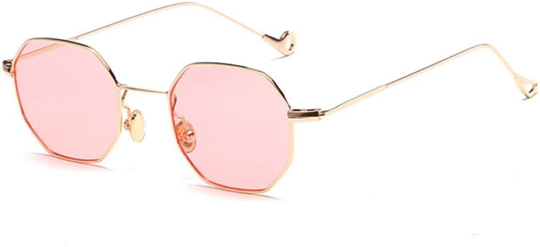 Fuqiuwei Sonnenbrillen Simple And Versatile Retro Personality Retro Small Face Sunglasses Female Sunglasses