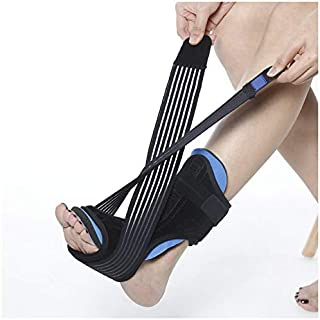 Plantar Fasciitis Night Splint, Foot Splint Can Effectively Relief Achilles Tendonitis, Heel Spur and Foot Drop Nighttime Sleep Pain in Foot Patients, Fits Left and Right Foot