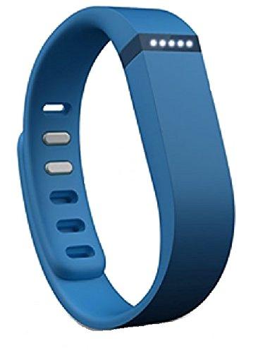 Fitbit Unisex-Erwachsene Fitnessarmband Flex, blau, one Size