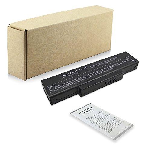 Notebook Laptop Akku Batterie Accu 5200mah für ASUS A32-K72 A32-N71 X72D K72J X72J K72F K72DR N73