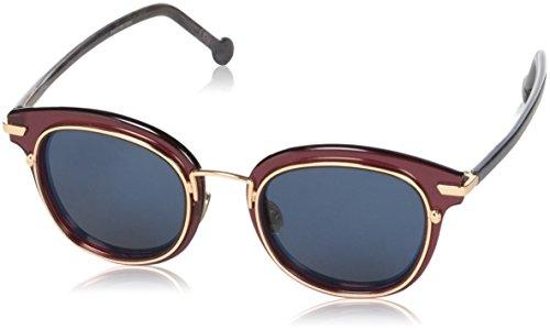Dior Damen Diororigins2 Ku 788 48 Sonnenbrille, Rot (Red Burdy/Blue)