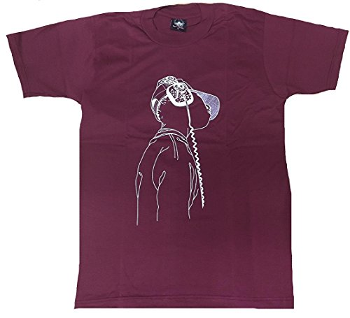 TICILA -  T-Shirt - Uomo Rosso 50/52