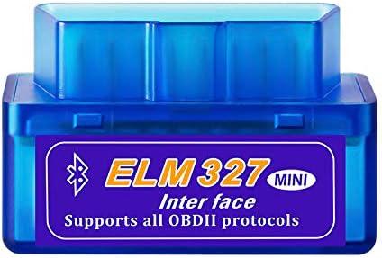 MeiBoAll OBD II Super Mini BT ELM327 Bluetooth Auto Car Diagnostic Interface Scanner Support product image