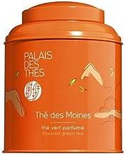 Palais des Thés, Signature Tea Blends Collection, The des Moines (Black & Green, Flowery Blend)