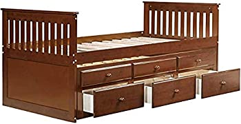 On Every Baby Captain's Bed Twin Daybed