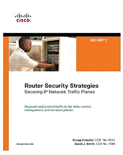 Cisco Press - Router Security Strategies